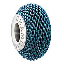 Chamilia Urban Links blue Swarovski elements bead - Product number 9900489