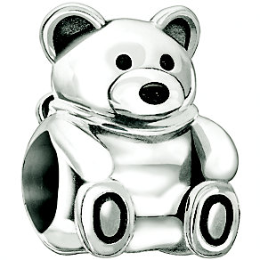 Chamilia Teddy Bear Sterling Silver Bead - Product number 9909524