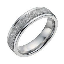 Cobalt 6mm polished sparkle ring - Product number 9949720