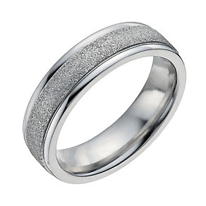 Cobalt 6mm polished sparkle ring - Product number 9949720