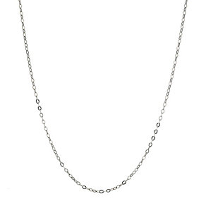 "Sterling Silver 16"" Chain Necklace - Product number 9959432"