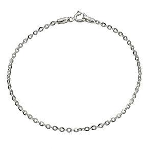 Sterling Silver Belcher Bracelet - Product number 9959750