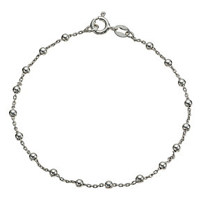 Sterling Silver Bead Bracelet - Product number 9968547