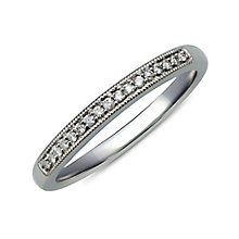 Perfect Fit 9ct White Gold Diamond Eternity Ring - Product number 9983821