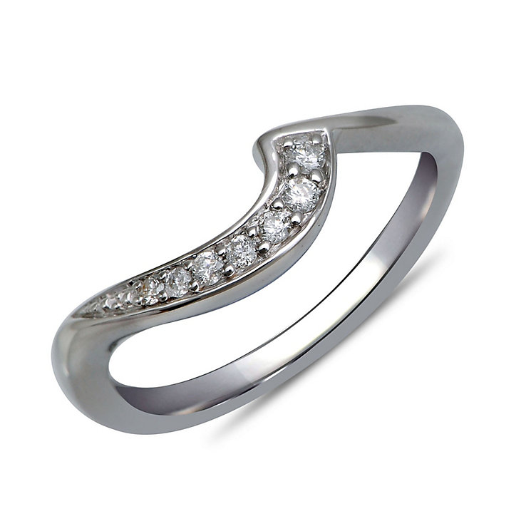 Perfect Fit 9ct White Gold Diamond Eternity Ring - Product number 9983953