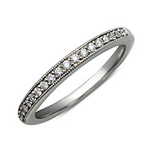 Perfect Fit 9ct White Gold Diamond Eternity Ring - Product number 9985158