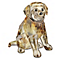 Swarovski Sitting Golden Retriever - Product number 9995234