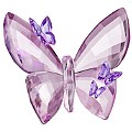 Swarovski Large Butterfly Amethyst - Product number 9995404