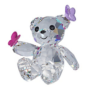 Swarovski Kris Bear Playful Butterflies - Product number 9995722