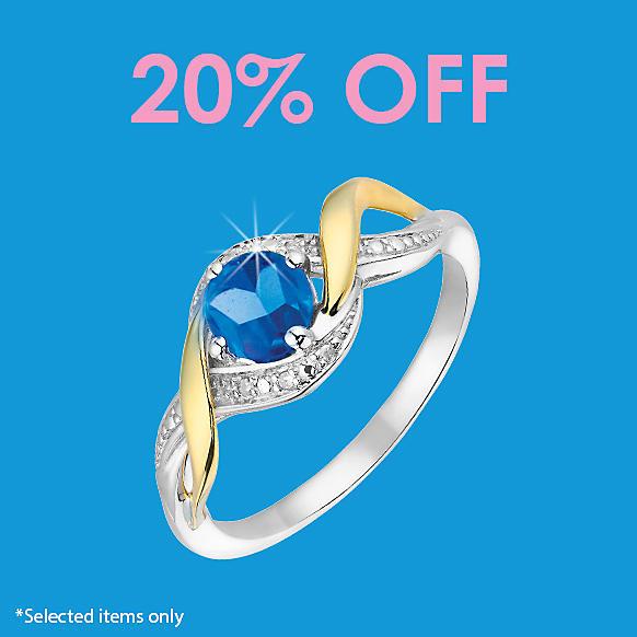 20% off Sapphire
