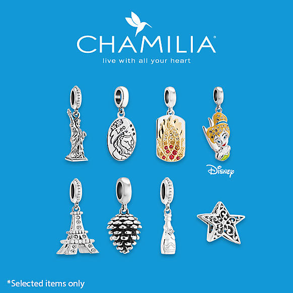Chamilia Beads and Charms