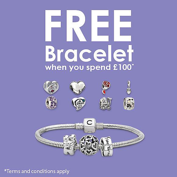 Chamilia Free Bracelet*