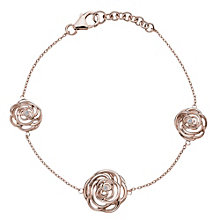 Hot Diamonds Eternal Rose Rose Gold-Plated Bracelet - Product number 1998382