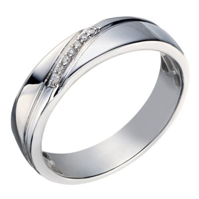 This Is How H Samuel Mens Wedding Rings Will Look Like In